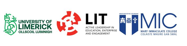 Three institutions logos
